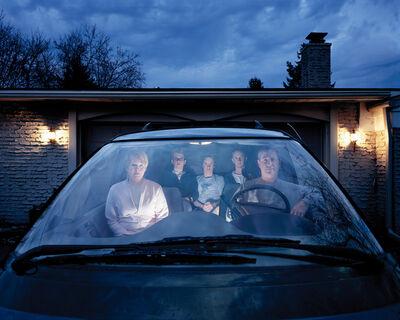 Julie Mack, 'Family Portrait, Michigan', 2007