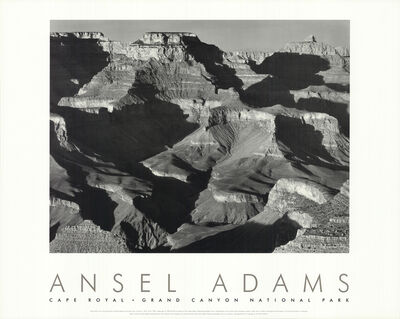 Ansel Adams, 'Cape Royal from the South Rim, Grand Canyon National Park', 1997