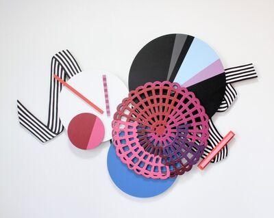 Angela Chrusciaki Blehm, 'Lace No. 3', 2019