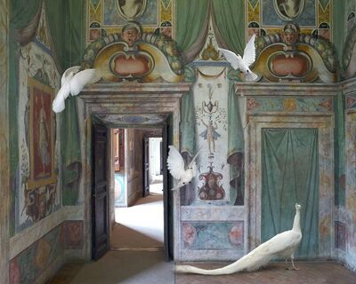 Karen Knorr, 'Immaculate Conception, Villa D'Este', 2015