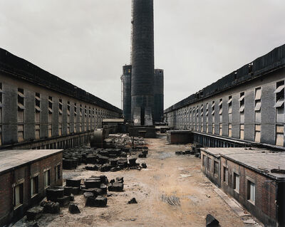 Edward Burtynsky, 'Old Factories #1, Fushun Aluminum Smelter, Fushun City, Liaoning Province, China', 2005