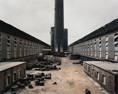 Edward Burtynsky, 'Old Factories #1, Fushun Aluminum Smelter, Fushun City, Liaoning Province, China', 2005