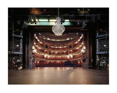 Klaus Frahm, 'Gent Opera House, Belgium', 2016