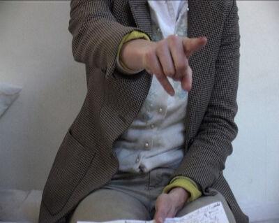 Laure Prouvost, 'Monolog', 2009
