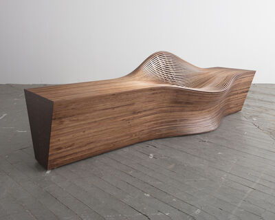 "Bae Se Hwa, '""Steam 15"" Lounge Chair', 2019"