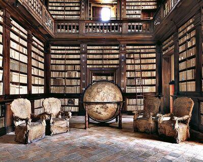 Massimo Listri, 'Biblioteca di Fermo, Italia ', 2012