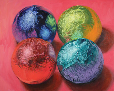 Douglas Newton, 'Quartet', 2018