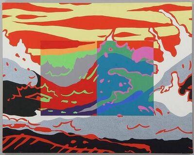 Robert Reitzfeld, 'Untitled from Cartoon Series', 1990-1999