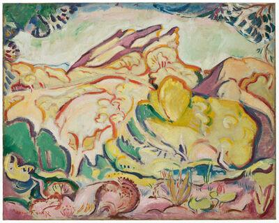 Emile Othon Friesz, 'Paysage (Le Bec de l'Aigle, La Ciotat) (Landscape [The Eagle's Beak, La Ciotat])', 1907