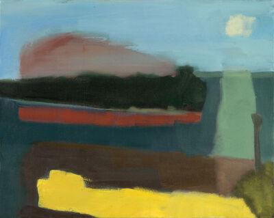 Kathleen Craig, 'Kayak'