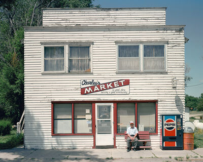 Peter Brown, 'Ashby, NE (Charlie's Market)', 1993