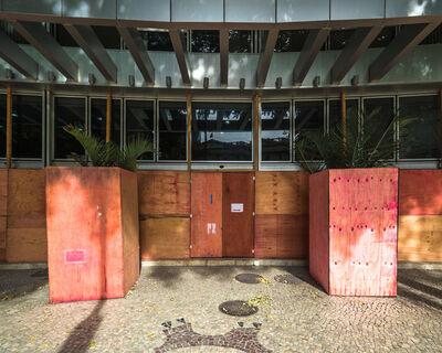 Pedro Victor Brandão, 'Sem título #20 - da série Mitigação sem impacto (Convite à pintura) [Untitled #20 - from the series Mitigation without impact (Invitation to painting) ', 2013