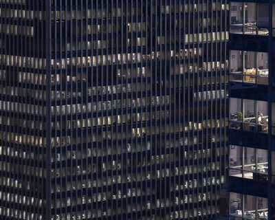Michael Wolf, 'Transparent City 75', 2007