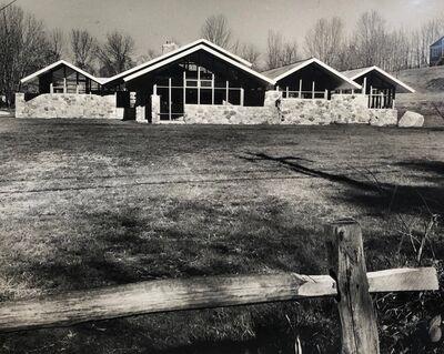 Pedro E. Guerrero, 'Library. Westport, CT (Joseph P. Salerno, Architect) ', ca. 1955