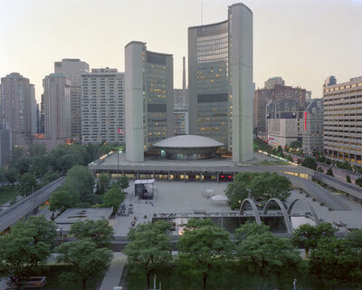 Scott Connaroe, 'City Hall, Toronto, ON', 2008