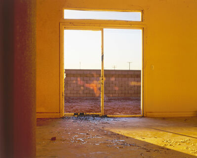 anthony hernandez, 'Brawley, California', 2012-2015
