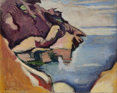 Achille Emile Othon Friesz, 'La Baie du bec de l'aigle, Toulon', 1907