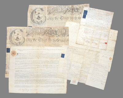 (PRIVATEERING; WEST INDIES.), 'Collection of 35 documents relating to Captain John McIver and the privateer Swallow', 1796-1797