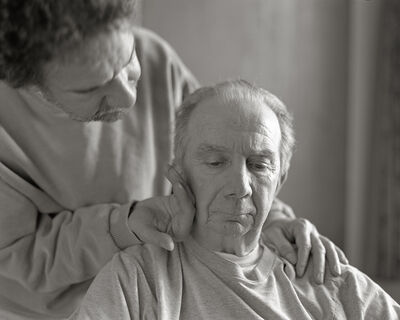 Stephen Dirado, 'Stephen and Gene 2005', 2005