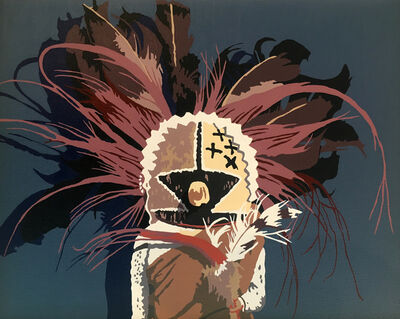 Billy Schenck, 'Ahola Kachina', 2016