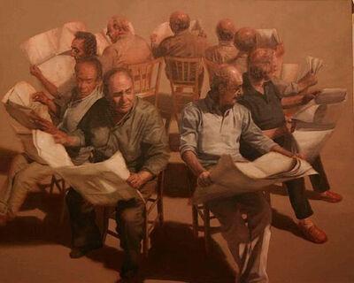 Nicola Pucci, 'Lettori', 2005