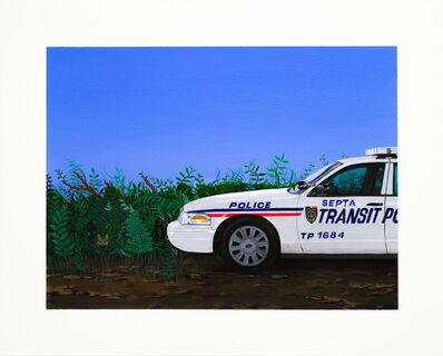 John Garrett Slaby, 'Transit Cop', 2014