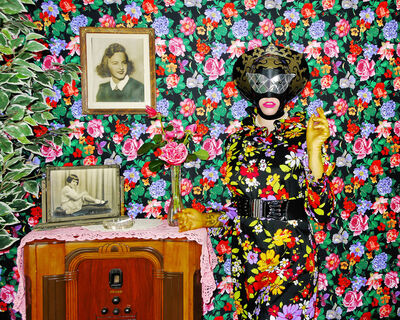Kat Toronto (Miss Meatface), 'Floral', 2017