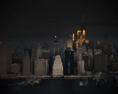 Claudio Edinger, 'Machina Mundi - NYC', 2019