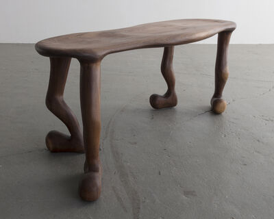 """The Haas Brothers, '""""Monkey Bench"""" ', 2016"""