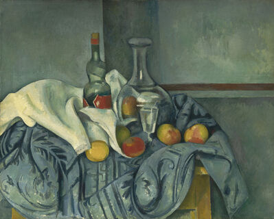 Paul Cézanne, 'The Peppermint Bottle', 1893/1895