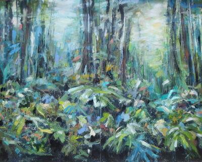 Kim Ford Kitz, 'Wildwood (Diptych)', 2016
