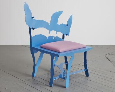 """Serban Ionescu, '""""Dimora"""" sculptural chair', 2018"""