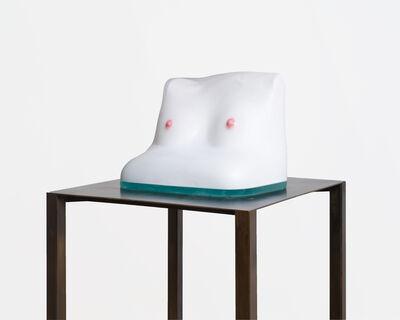 Nevine Mahmoud, 'Bust (Ivory sink)', 2018