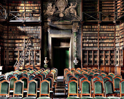 Massimo Listri, 'Biblioteca Accademie delle Scienze, Turin, Italy | World Libraries', 2012