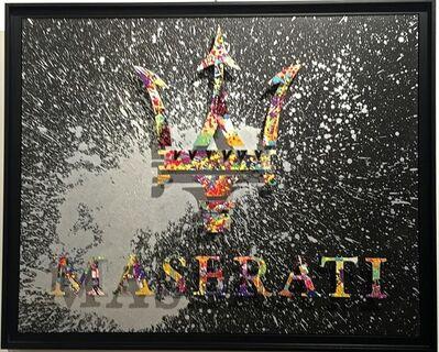 Aiiroh, 'Maserati', 2018