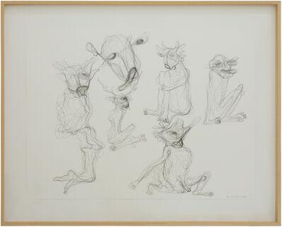 Lois Weinberger, 'Green Man', 2008