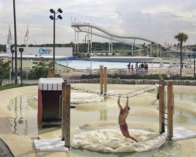 Joel Sternfeld, 'Jungle Gym, Wet n'Wild Aquatic Theme Park, Orlando, Florida, September 1980', 1980