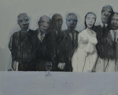 Do Hoang Tuong, 'A Black Tie', 2016