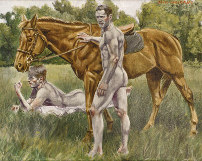 Mark Beard, 'Early Morning Ride', date unknown