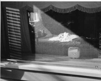 Erich Hartmann, 'Summer bed, Maine, USA', 1982