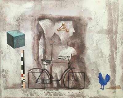 Jamshid Haghighat Shenas, 'Untitled 2', 2015