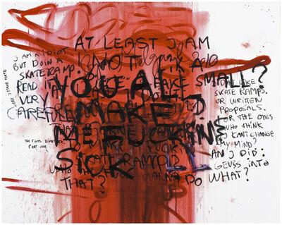 Bjarne Melgaard, 'Untitled', 2010