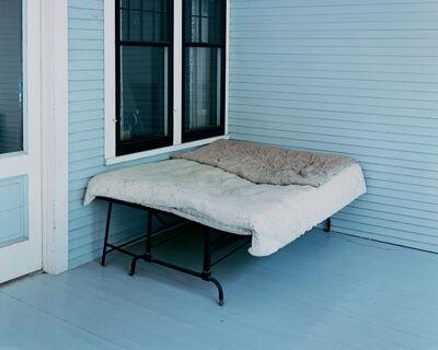 Alec Soth, 'Charles Lindbergh's Boyhood Bed, Little Falls, Minnesota', 1999