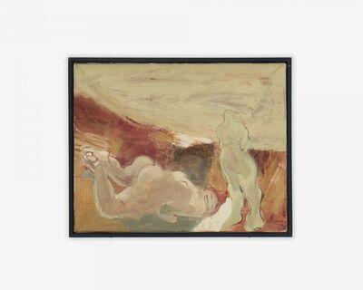 Gilberto Navarro, 'GAN900 Gordas en la playa casi roja', 2004