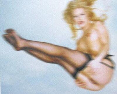 Thomas Ruff, 'Nudes bu04', 2001
