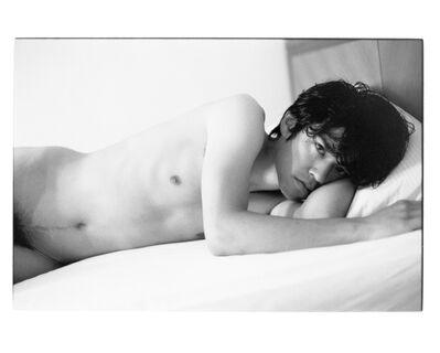 Sakiko Nomura, 'Nude / A Room / Flowers #063', 2012