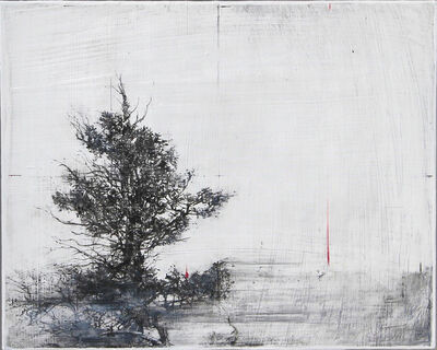 Laurie Steen, 'Where I Began, drawing 11-18', 2018