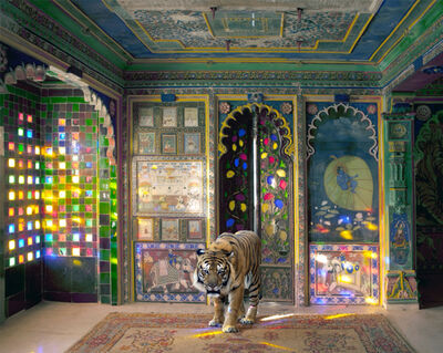 Karen Knorr, 'Taking Refuge, Juna Mahal, Dungarpur', 2014