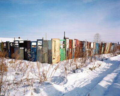 Chen Ronghui 陈荣辉, 'Freezing Land 15', 2016-2019