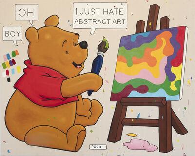 Riiko Sakkinen, 'I Just Hate Abstract Art', 2020